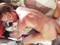 Admiring Beauty Gets Throat & Ass Smashed To Sticky Ecstasy!