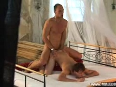 Beautifull twinks loves sucking cocks and bareback anal sex 