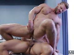 Gaywatch Part 3 - DMH - Drill My Hole - Landon Conrad & Topher Di Maggio