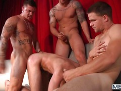 Fuck Club Part 2 - DMH - Drill My Hole - Cameron Knight - Duncan Black - Jimmy Johnson & Sebastian Young