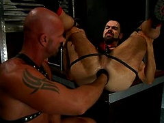 Club Inferno Dungeon - Big Bad Wolf (Scene 1)