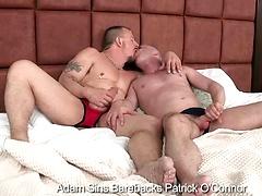 Adam Sins Barebacks Patrick O'Connor