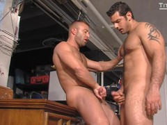 Fast Paced: Scene 02: JR Bronson & Marcus Ruhl