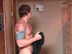 College John Part 2 - BDAS - Big Dicks at School - Jack King - Johnny Rapid & Tom Faulk