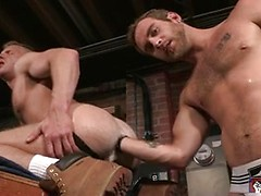 Club Inferno Dungeon - Brian Bonds & Shawn Wolfe