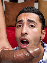 young Latin ass covered in cum by Its Gonna Hurt image #10