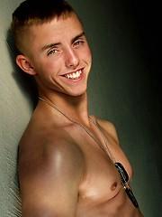 College athlete Brice posing naked by PerfectGuyz image #5