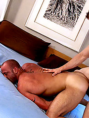 Muscle men Gage Weston and Brandon Bangs fucking by Colt Studio image #7