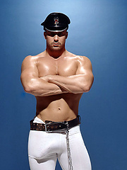 Dick Huge posing naked by Colt Studio image #4