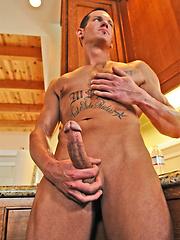 Mason Silver jerking off dick by Nextdoor Male image #8