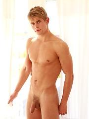 Hot blond jock Dolph Lambert by BelAmi Online image #6