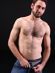 Hairy stud Manning shows cock by ChaosMen image #7