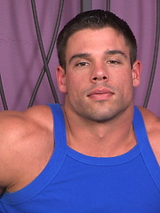 Hot muscle man Derek Atlas by ChaosMen image #7