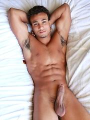 Hot muscled boy Felix by Frat Men image #8