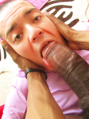 Huge choco cock for this tight gay by Boys Destroyed image #8
