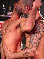 Isaac Jones and Tony Thorn fucking by UKNakedmen image #6