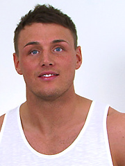 Former Royal Marine Tyler Gets Massaged and sucked by English Lads image #8
