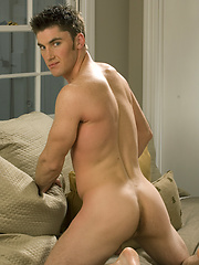 Muscled stud Hayden Stephens stripping by Colt Studio image #5