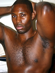 Hot black stud Nubius is just a dream. by Black Stud Society image #7