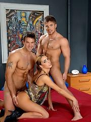 Trystan Bull, Marko Lebeau and Shanah Lane by Trystan Bull image #4