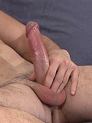 Chris S strokes dick by BlakeMason image #9
