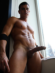Rafael Carreras flashes that big cock to the tourists on 5th Avenue by Bentley Race image #7