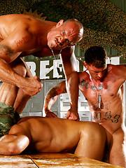 Ricky Sinz, Jake Deckard & Trey Casteel by Hairy Boyz image #8