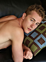 Cute young boy from US with his girlfriend by Corbin Fisher image #3