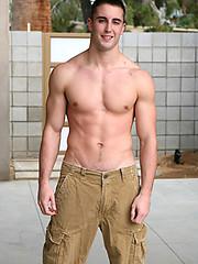 Hot jocks posing by Frat Men image #6