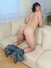 Naked college boy by Czech Boys image #6