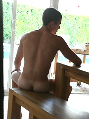 Colby masturbate by Frat Men image #6