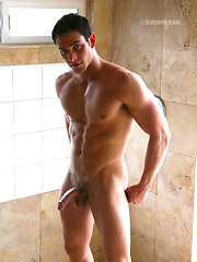 Hot jock Adrian by Frat Men image #6