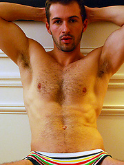 Strapping French Stud Lucas Alden - My First Porno by Bentley Race image #5