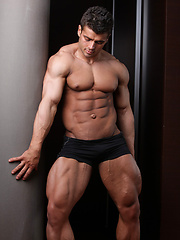 Benny Ryder photos by Muscle Hunks image #6