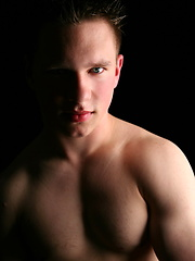 Ivan jacking off dick by ChaosMen image #4