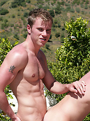 Three Str8 Hunks - Liam and Hayden fuck Anthony\\\\\\\'s Hole! by English Lads image #5