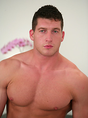 Tall, Muscular Connell - Massive Shoulders & Equally Big Uncut One! by English Lads image #9