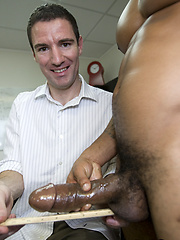 Fat cocks and facials by Its Gonna Hurt image #9