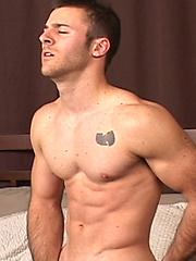 Hot jock posing nude by SeanCody image #5