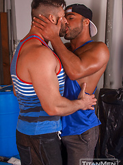 L.A. Cruising: Bruce Beckham with Micah Brandt by TitanMen image #9