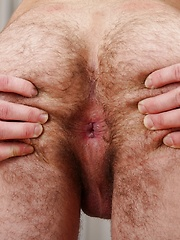 Patrick Hyde strips off uniform and masturbates. by BF Collection image #7