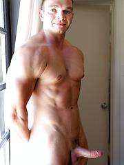 Big Bodybuilder Dorian James is a HOT Sexy Teddy Bear by Gayhoopla image #5