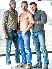 Donato Reyes' Bareback Premiere With Andre Donovan And Andrey Vic by Lucas Entetainment image #12