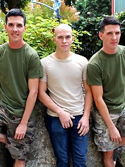 Richard Buldger, Jacob Stax & Michael Stax by Active Duty image #9