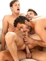 Rhys Jagger, Marcel Gassion and Marc Rufallo by BelAmi Online image #12