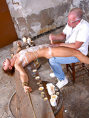 An Intense Edging For Gorgeous Ariel by Boy Napped image #16
