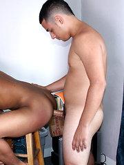 Diego & Mowli by Latino Guys Porn image #10