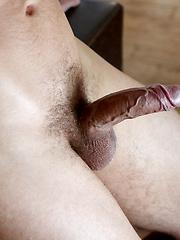 Uncut Jock Rico Vega Jerks Off by Gayhoopla image #7