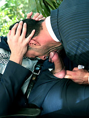 Look Away. Starring Andy Onassis & Andy Star by Men at Play image #9