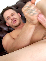 Flexing and jacking with my muscly mate Tate Ryder by Bentley Race image #6